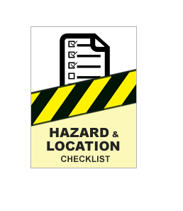 Hazard & Location Checklist