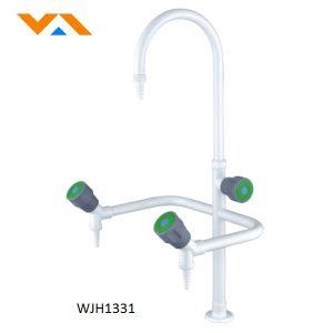 Vòi rửa 3 nhánh phòng thí nghiệm WJH1331