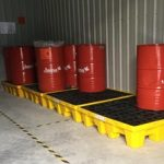 Oil / Chemical Poly Spill Deck