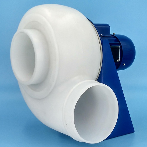 Plastic Corrosion Resistant Centrifugal Fan for laboratory fume hood