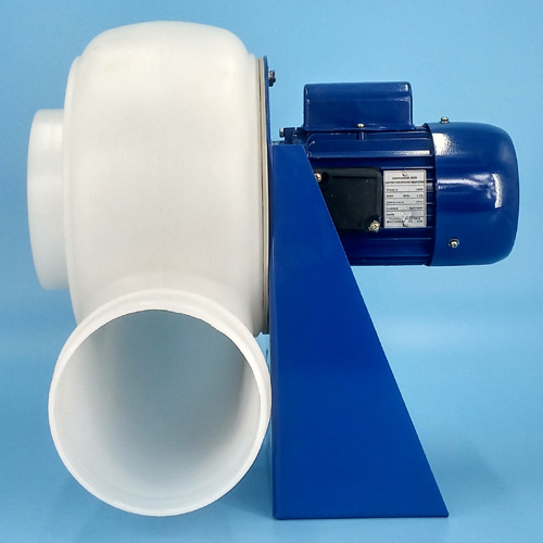 Plastic Corrosion Resistant Centrifugal Fan for laboratory fume hood