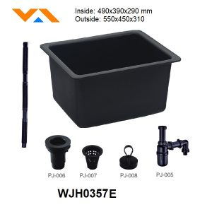 Laboratory Polypropylene Sink WJH0357E