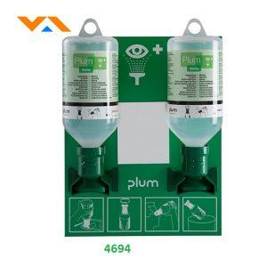 Bộ chai dung dịch rửa mắt khẩn cấp PLUM 4694