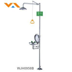 Bồn rửa mắt kết hợp sen tắm khẩn cấp WJH0958B