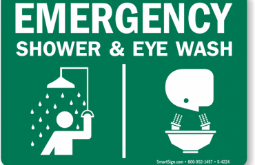 EMERGENCY SHOWER & EYEWASH SPECIFICATION AND INSTALLATION