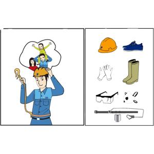 mang trang phục bảo hộ lao động, giúp cho an toàn lao động