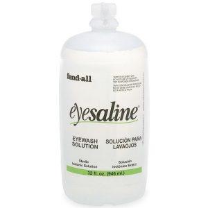 Honeywell Eyesaline Eyewash Refill Bottle, 32 oz.  320004550000